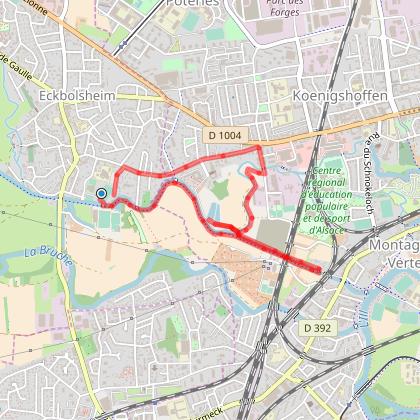 Eckbolsheim - Ecluse