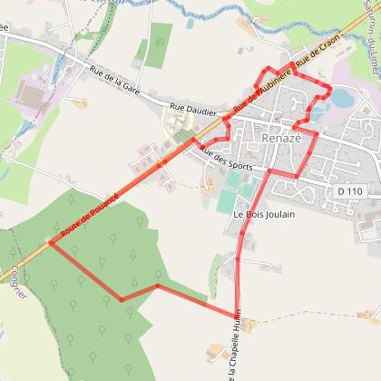 Circuit de la forêt de Lourzais