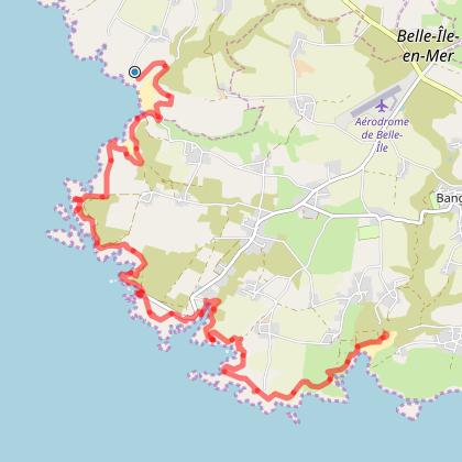 Belle île : Donnant-Kernel