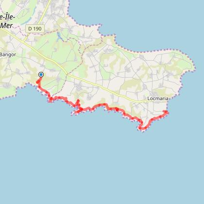 Belle-Île : Kernel - Port Blanc