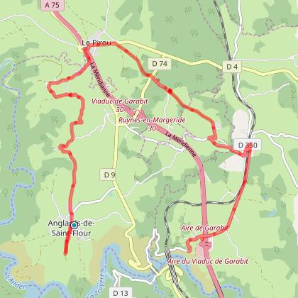 Cantal : Anglards - Garabit