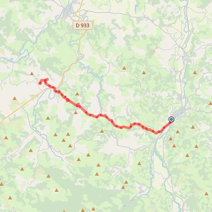 Mauléon-Licharre - Ostabat-Asme