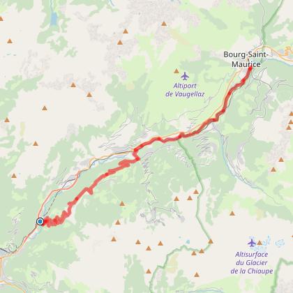Les Plaines - Bourg-Saint-Maurice
