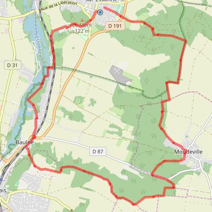 Ballancourt sud