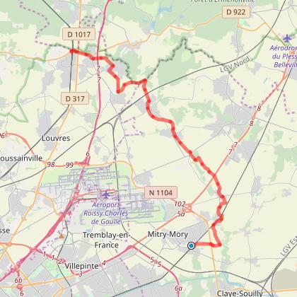 0055-*-De Mitry-Clay à Survilliers-Fosses-26,8km+295m-(GN)-