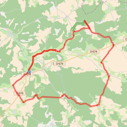 La route des Abbayes