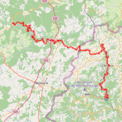 Le Trail complet