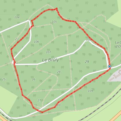 Circuit du Bruly