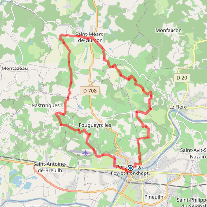 Randonnée VTT 30 kms