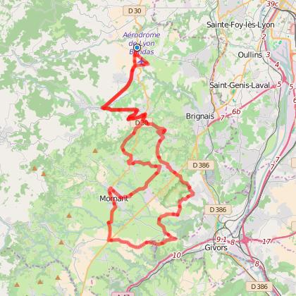 Circuit n° 1 : Saint-Martin de Cornas