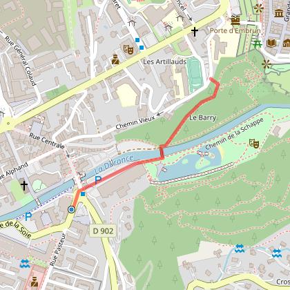 Chemin Ancien (Centre/Artaillauds)
