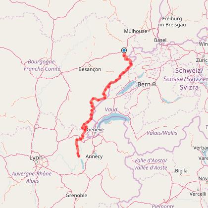 Doubs Rando' - La Grande Traversée du Jura