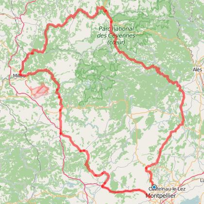 """Balade moto """"Les Gorges du Tarn"""""""