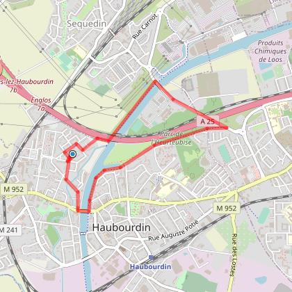 jogging débutant Haubourdin