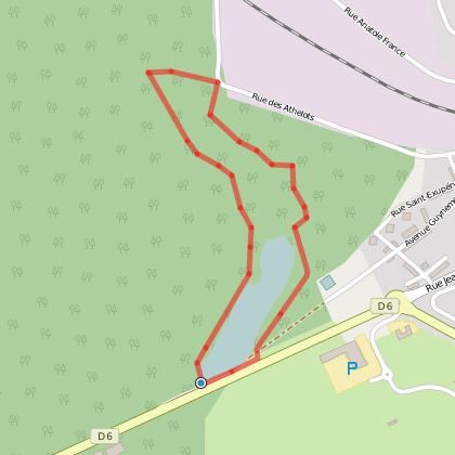 Circuit des 2 Lacs