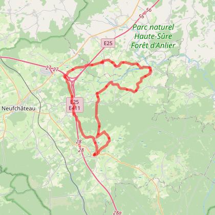 Balade cyclo de Wittimont 2015 (30 km)
