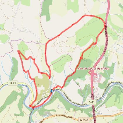 viaduc de Millau Peyre
