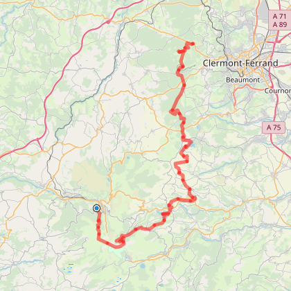 Randonnée Sancy / Puy de Dôme