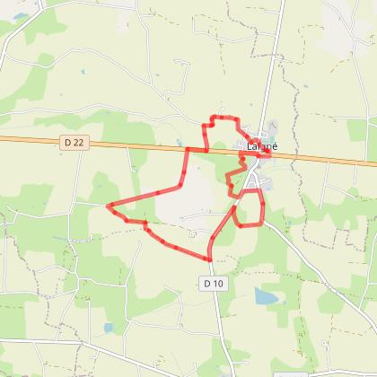 Circuit de Fontenelle par le manoir de Fontenelle