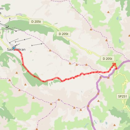 Tour du Queyras, étape 2