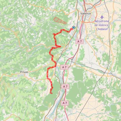 Tour del'Ardèche reprise  3