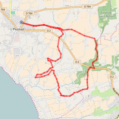 Le circuit de Saint-Demet