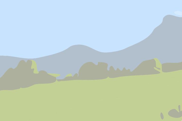 La montagne de Saint-Benoît