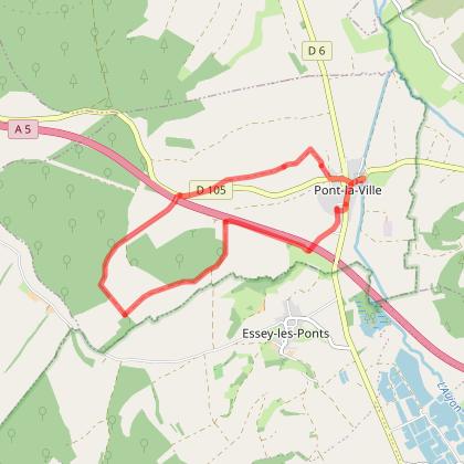 PDIPR#74 Circuit de la Petite Forêt