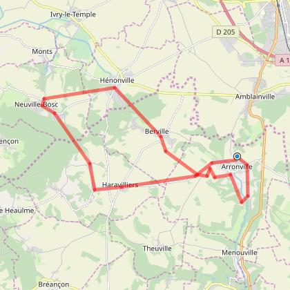 Arronville Henonville