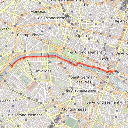 The Color Run France - Paris 2016