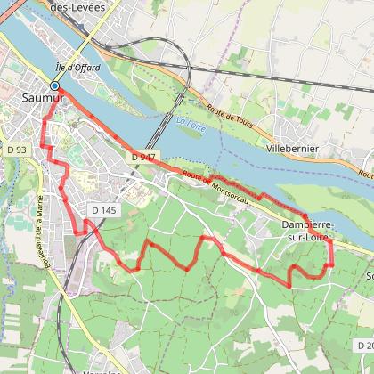 Découverte de l'AOC Saumur Brut Rosé