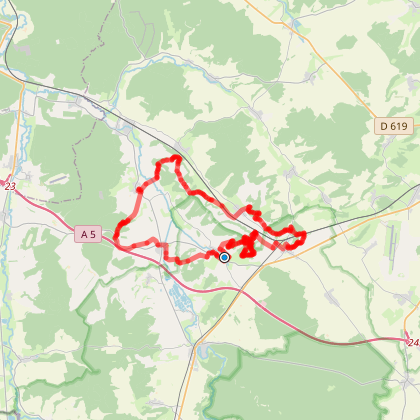 RandoVallis 35km