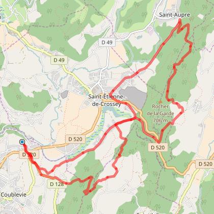 NRE Trail 20 km