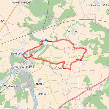 Le vallon de Chaton