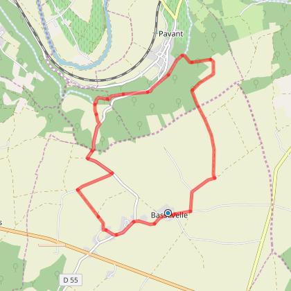 Le plateau de Bassevelle
