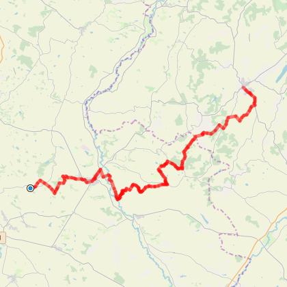 Circuit Route d'Artagnan Madame