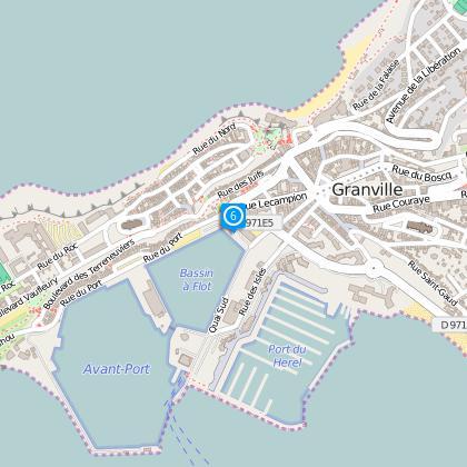 Le Village Marité et l'espace portuaire