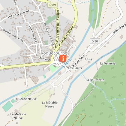 Point d'Information Touristique de Roquecourbe