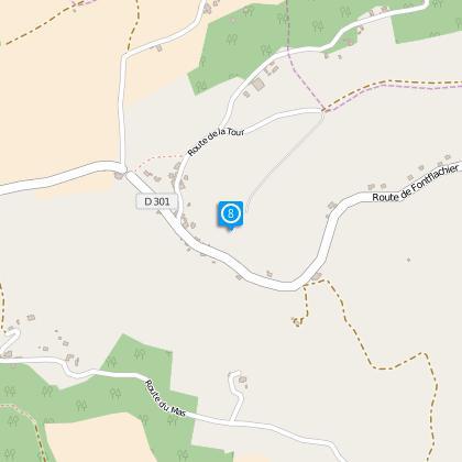 La Tour (alt. 336m)