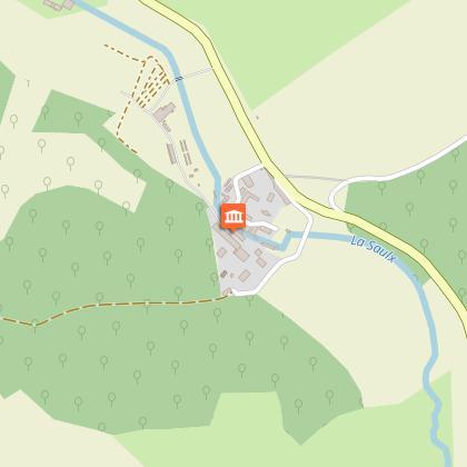 Montiers-sur-Saulx - Ancienne fonderie d'Ecurey