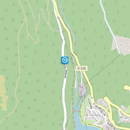 Route du Villaret