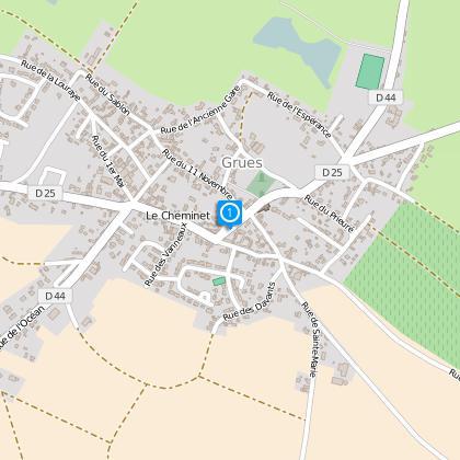 Départ Place de la Mairie