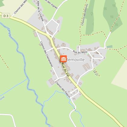 CHAPELLE ST NICOLAS - REMOVILLE