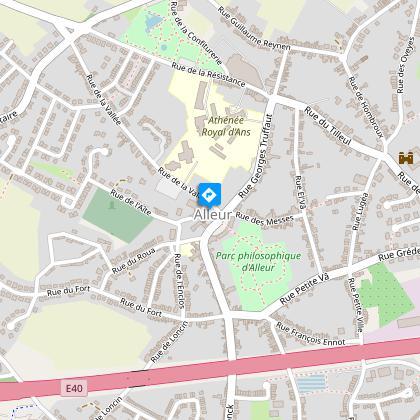 Centre Culturel d'Ans et église Saint-Remy