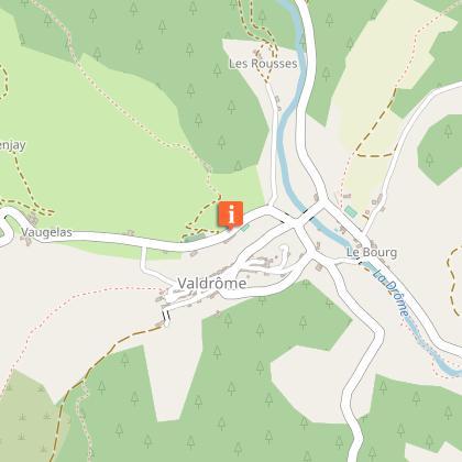 Office de Tourisme du Pays Diois - point d'information de Valdrôme