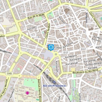 Point d 39 int r t office de tourisme avenue giuseppe verd aix en provence aix en provence - Aix en provence office du tourisme ...