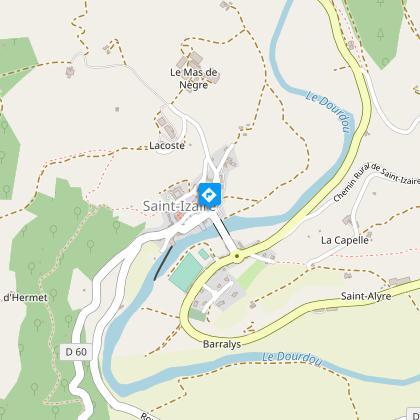 Village de Saint-Izaire