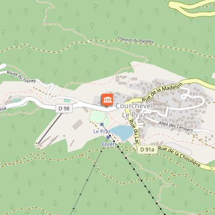 Location de VAE Espace VTT Le Praz