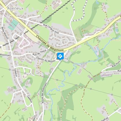 Information de parcours 6 - Chemin du Moulin