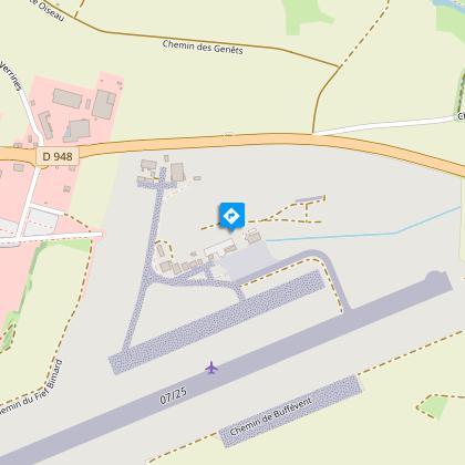 Aérodrome de Niort-Marais Poitevin